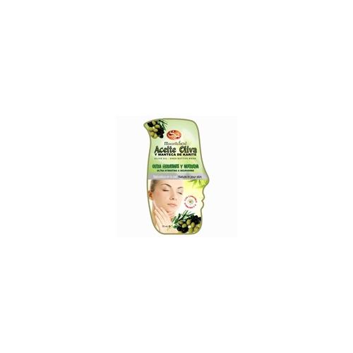 mascarilla facial aceite de oliva