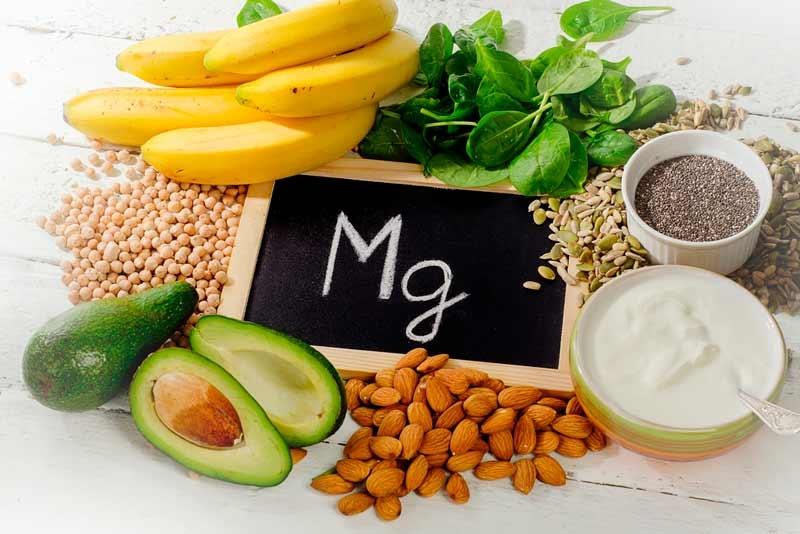 Mg para la diabetes