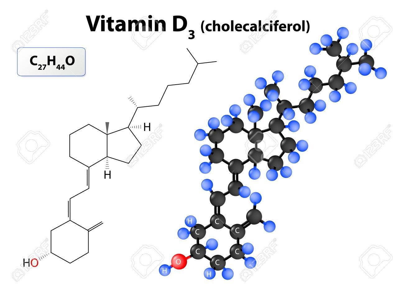 La vitamina D indispensable