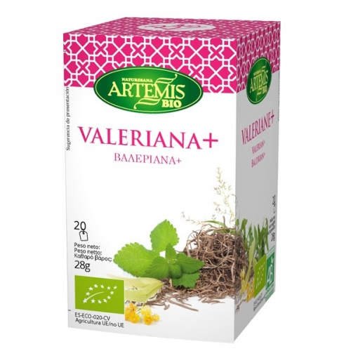 valeriana infusi�n