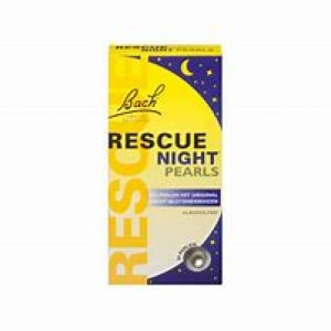 rescue remedy night  perlas