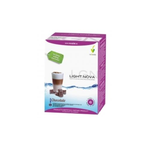 light nova batido sustitutivo chocolate