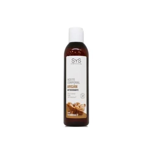aceite corporal argan