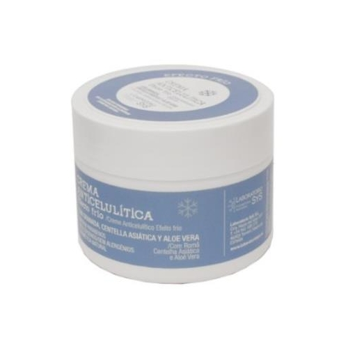crema anticelulitica frio