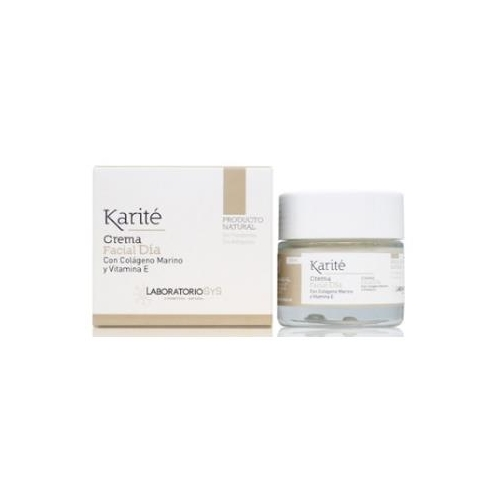 crema facial karite