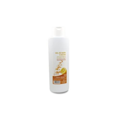 gel de ba�o aloe y limon