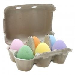 huevos de sales de baño