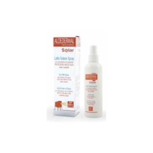 aloedermal solar corporal spray fp50