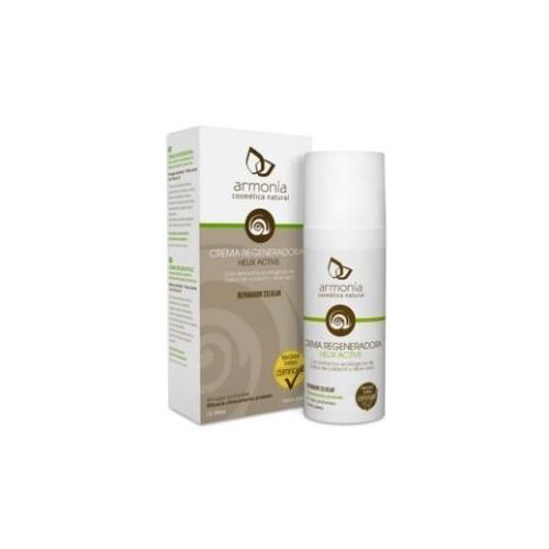 crema regeneradora baba caracol bio