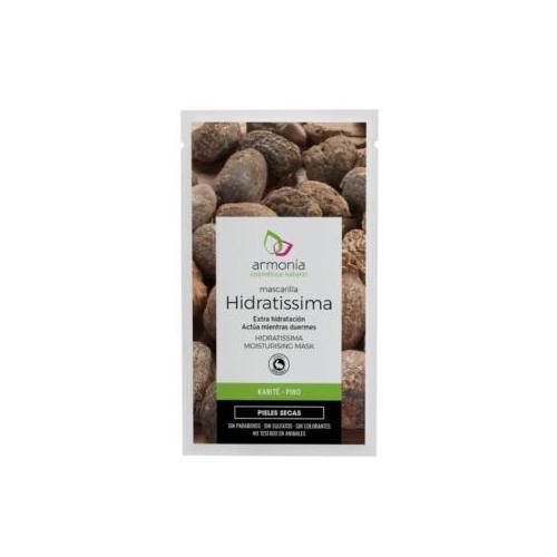 mascarilla hidratisima karite y pepino