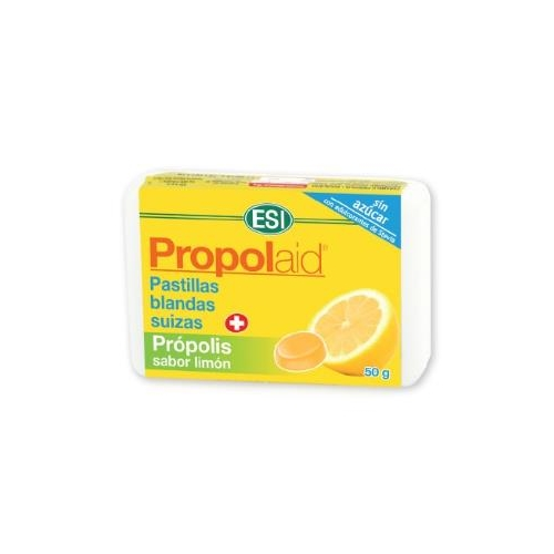 propolai pastillas blandas limon