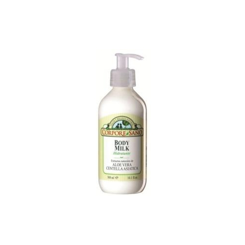 body milk aloe y centella asiatica