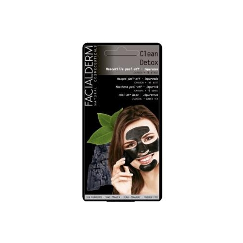 mascarilla black peel