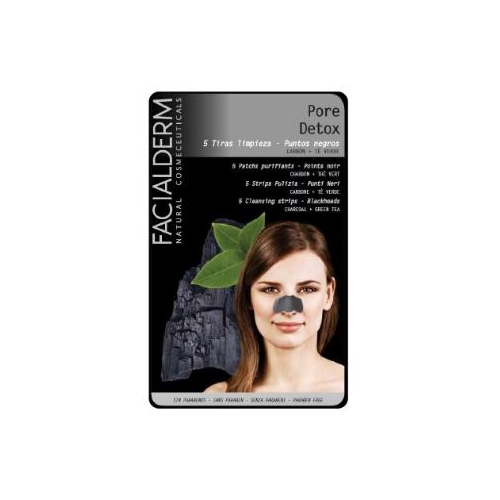 mascarilla nose strips