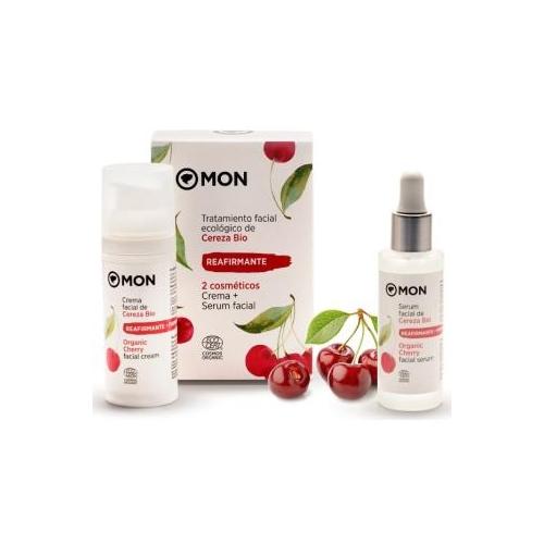 kit tratamiento facial de cereza
