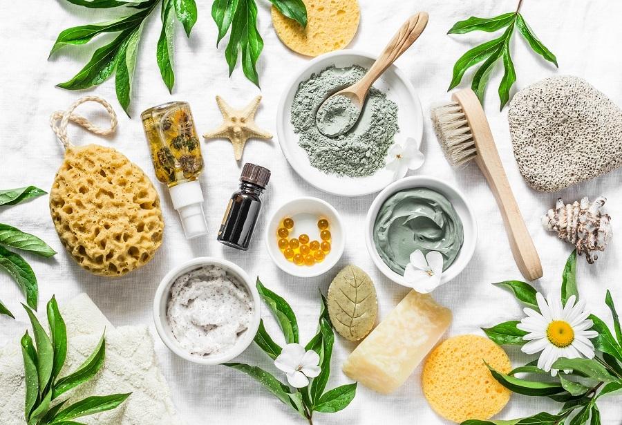 Famosos y cosmetica natural