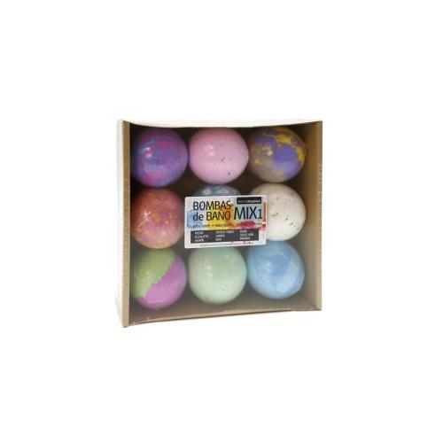 bombas de ba�o paquete mix 1