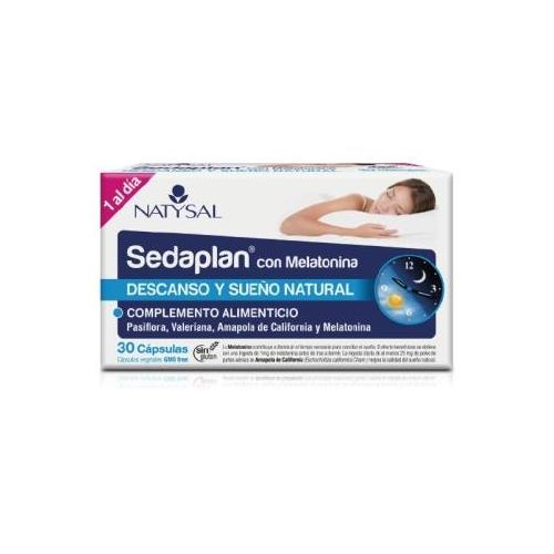 sedaplant con melatonina