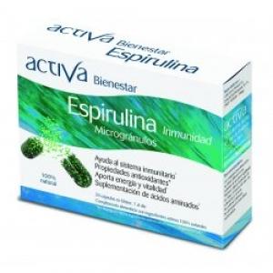 bienestar espirulina